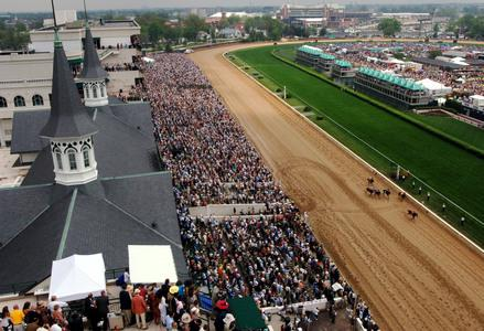 VIDEO: Maxfield puts down Kentucky Derby marker for Godolphin