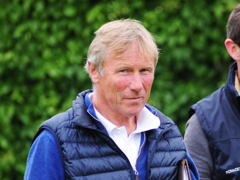 BIG INTERVIEW: De Burgh's global quest for winners