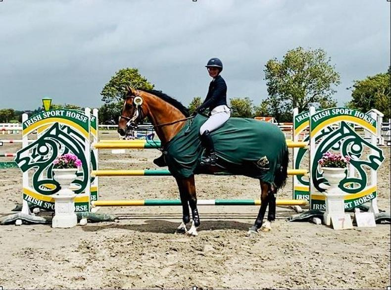 DRESSAGE:  Merveldt fourth in Achleiten Grand Prix Special