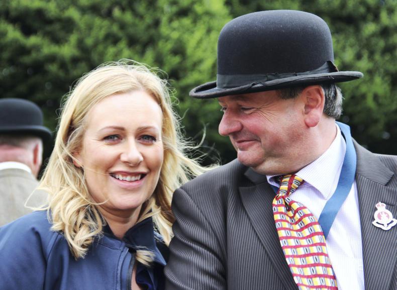 DUBLIN HORSE SHOW: John Crowley - Chief Steward of Showing