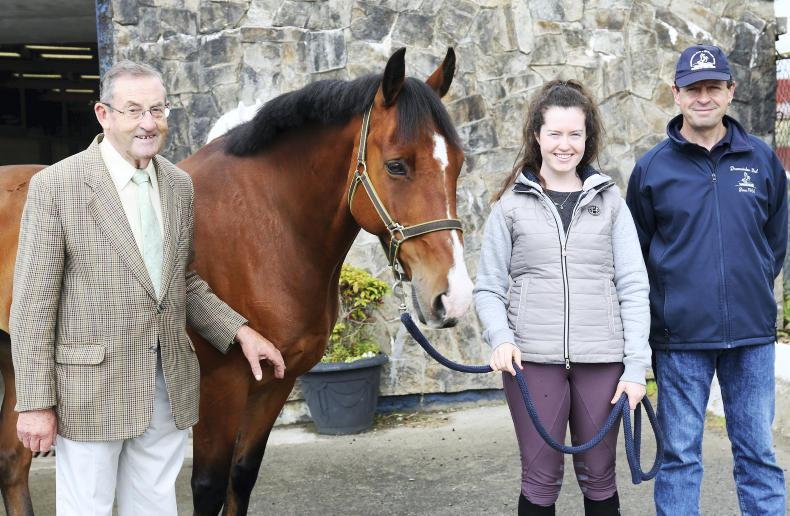 WEST OF THE SHANNON: Paddy Joe Foy - Discovering Westport