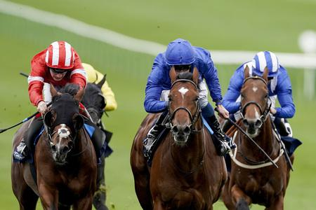 NEWS: La Barrosa maintains unbeaten record in Tattersalls Stakes