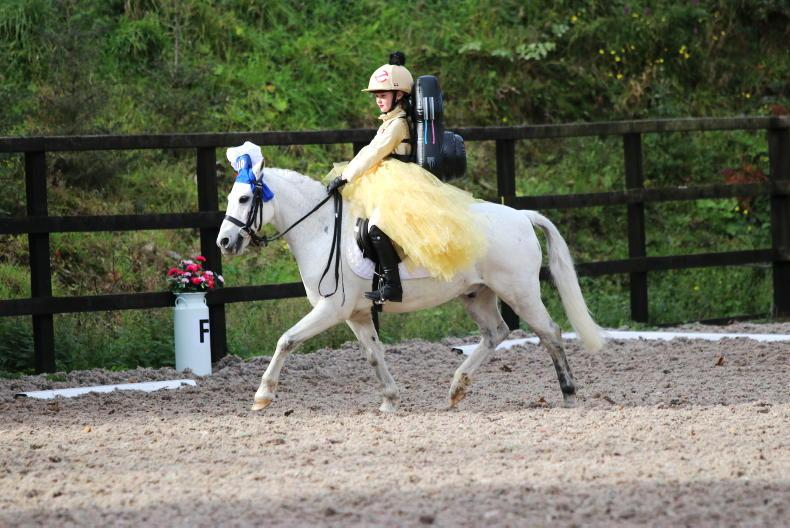 PONY TALES: Robyn (9) is a Ghostbuster!