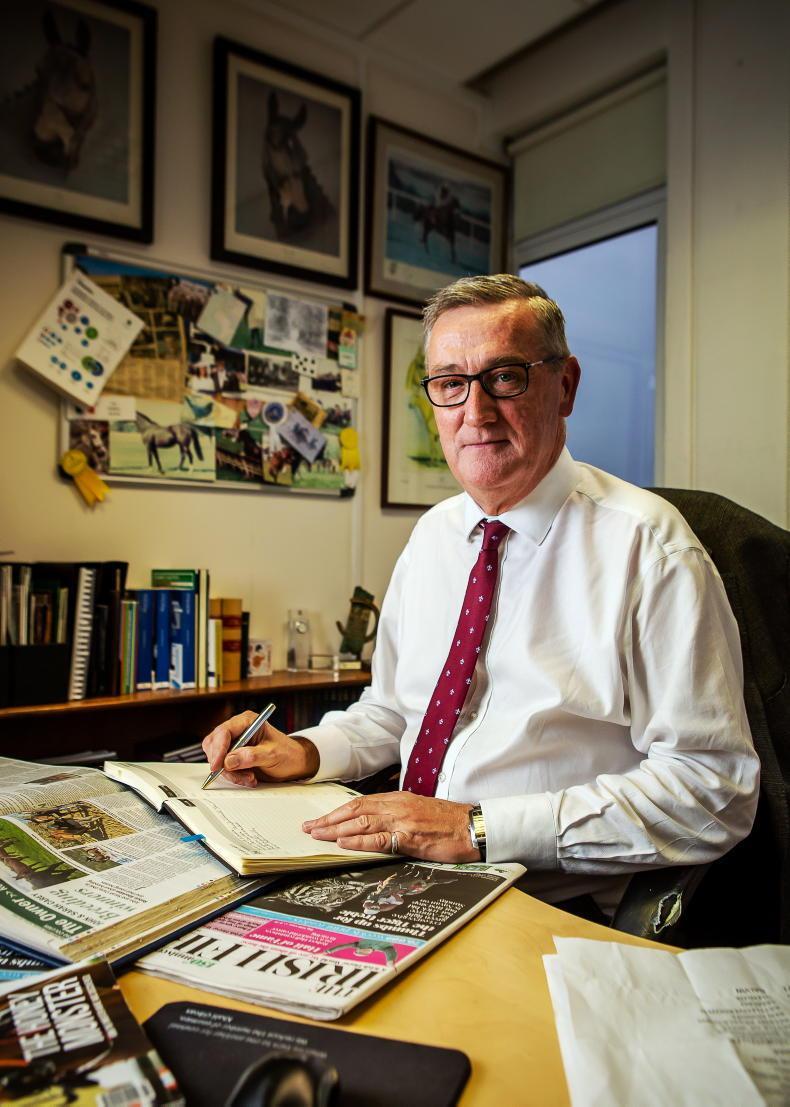 NEWS: Goffs and Tattersalls Ireland move sales to avoid lockdown