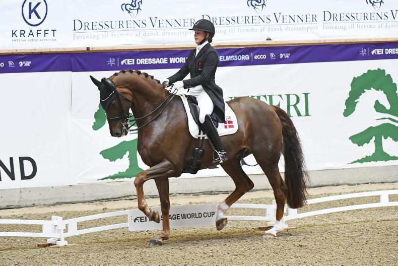 INTERNATIONAL: Personal best for Merveldt in Italy