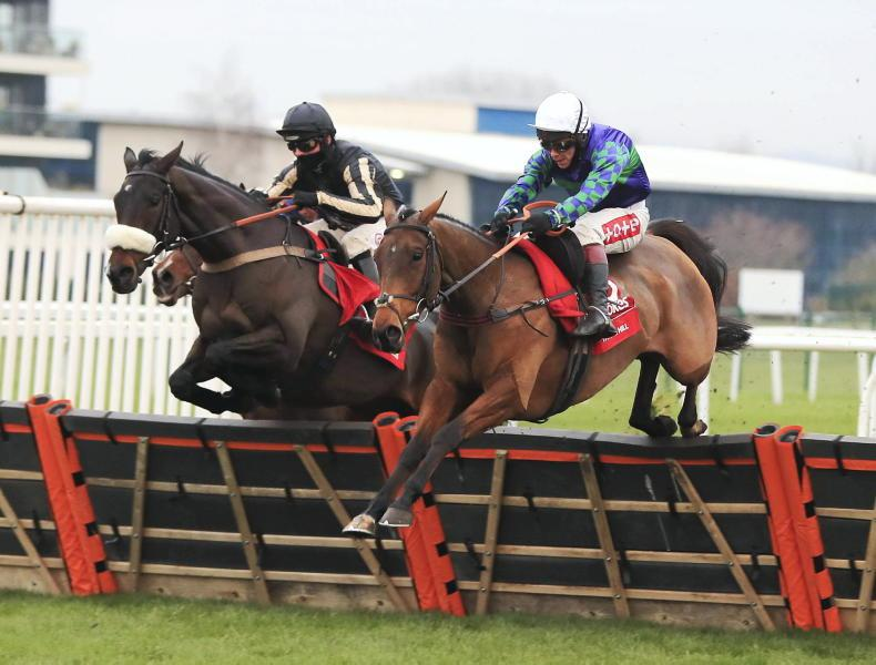 NEWBURY FRIDAY: Thyme well on top inside the Distance