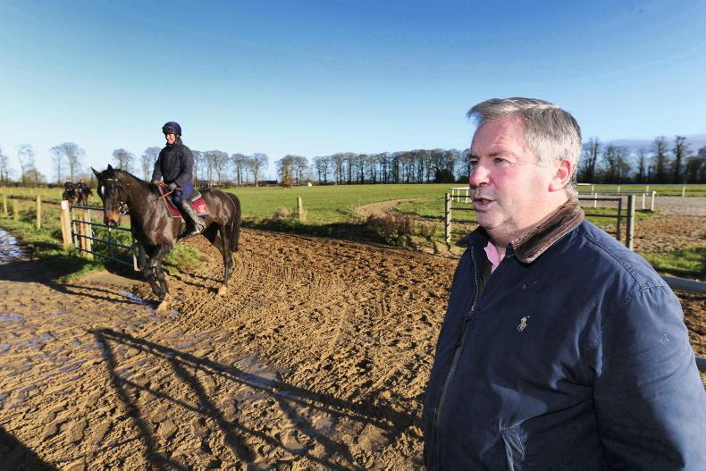 PONY TALES: Mishaps galore has Eric jumping for joy