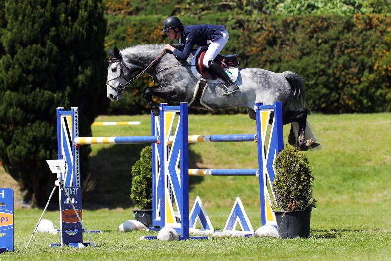 INTERNATIONAL: Irish riders kick back into action