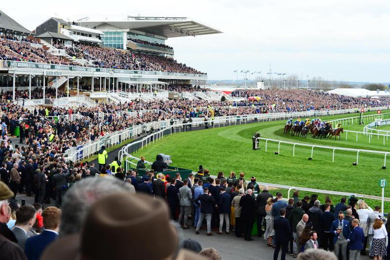 GRAND NATIONAL: Views from the press box