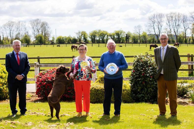 BREEDER OF THE YEAR: The dozen monthly winners
