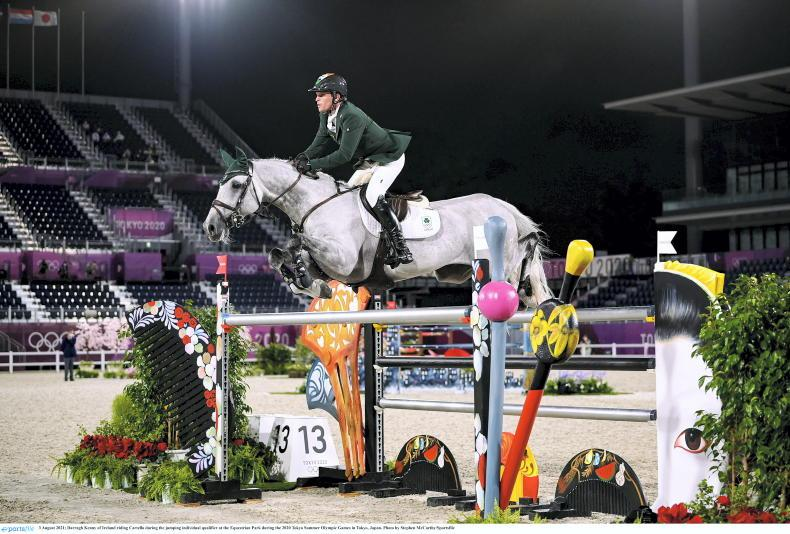 TOKYO: Harry Charles replaces Holly Smith on British show jumping team
