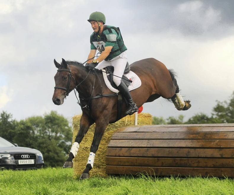 EVENTING: Rewarding victory for Boyle