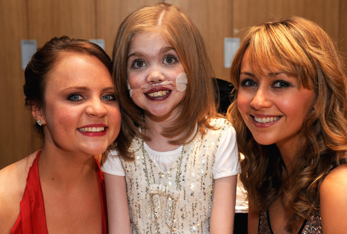 Vicky Binns, Kirsty Howard & Samia Smith