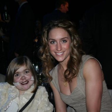 Amy Williams & Kirsty