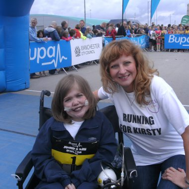 Bupa Junior Great Manchester Run 2010