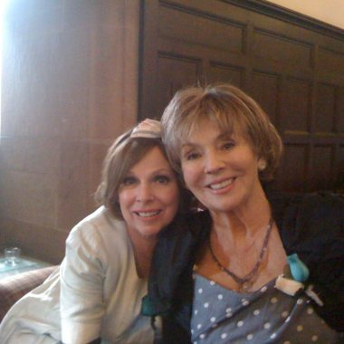 Patrons Susie Mathis & Sue Johnston