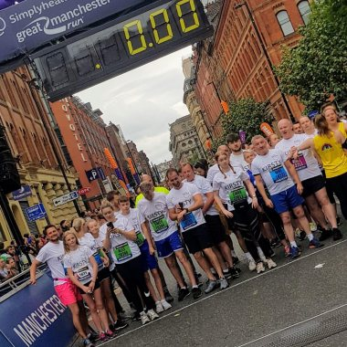 Great Mcr Run 2019 7