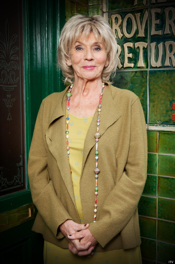 Patron Sue Johnston