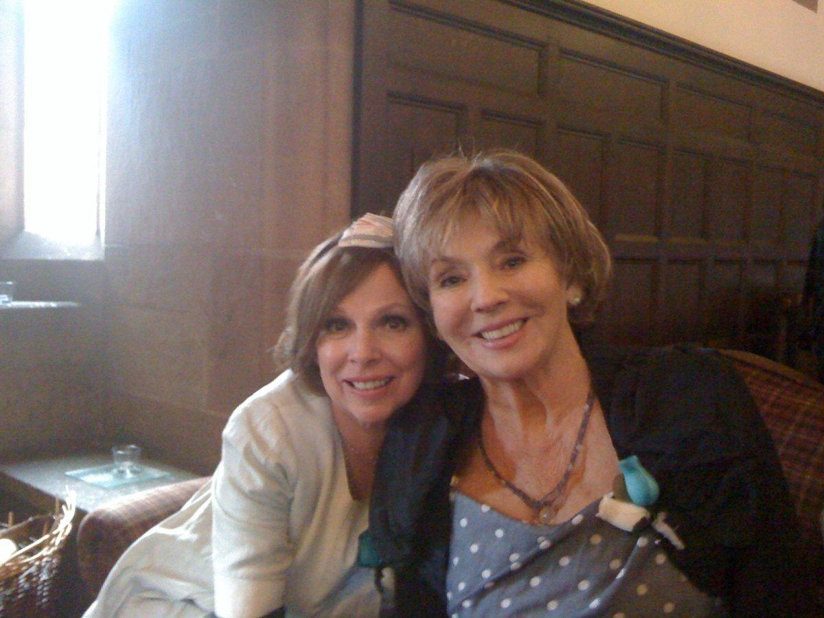 Patrons Susie Mathis & Sue Johnston