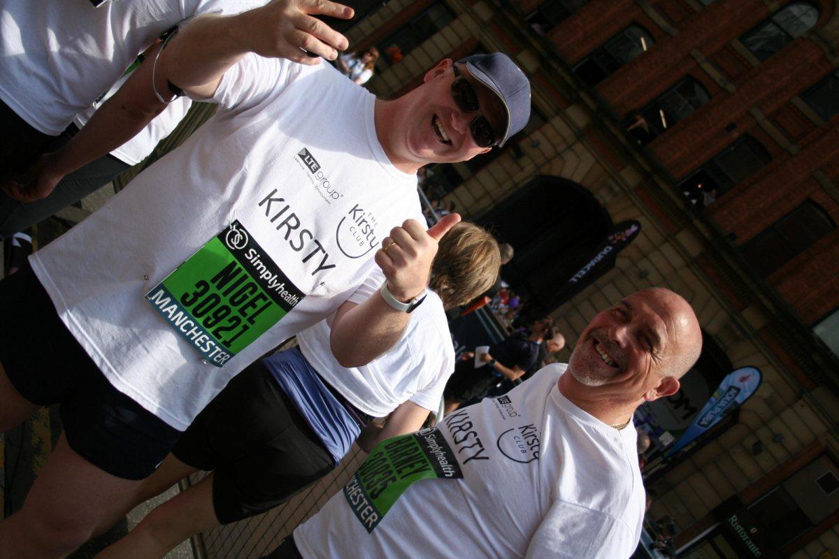 Kirsty Club Manchester 10k Run 2018 15