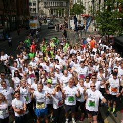 Kirsty Club Manchester 10k Run 2018 6