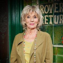 Patron Sue Johnston