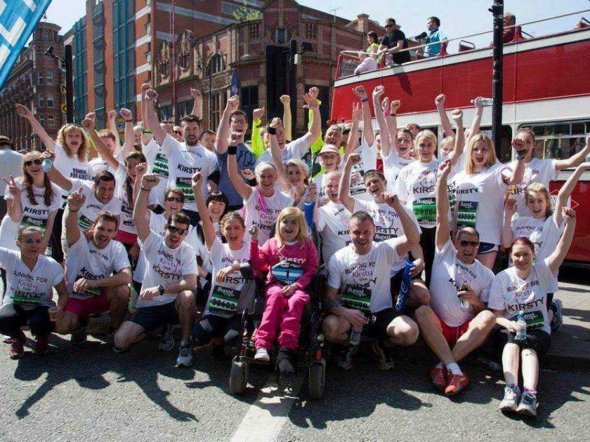 Great Manchester Run 2015