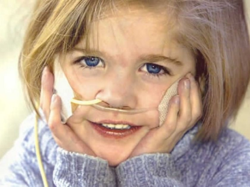 Kirsty Howard, the little girl who touched our hearts