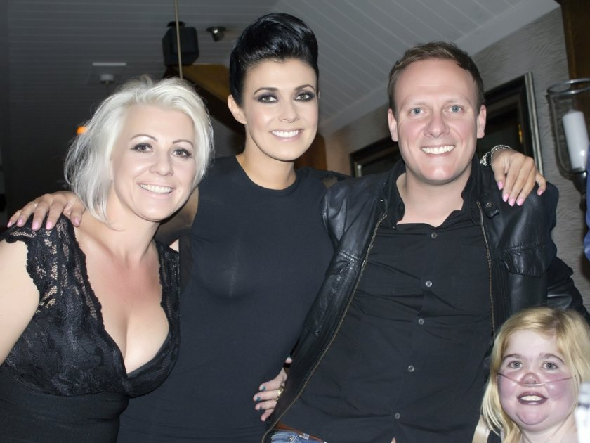 Red Carpet VIP Soul & Motown Party - The Living Room, Manchester with celebrity guests