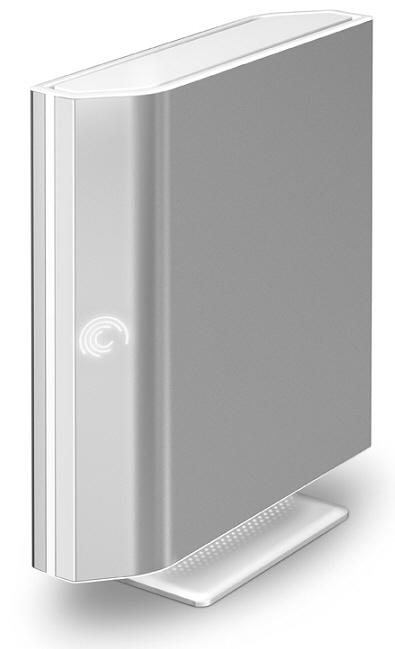 Seagate FreeAgent Desk for Mac 01