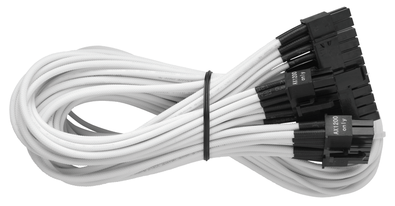 Corsair Pre-Sleeved PSU Cables...