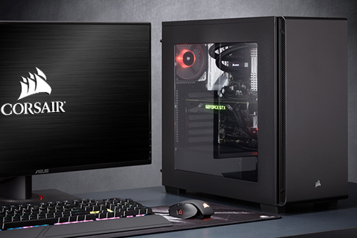 [Case Review]Corsair Carbide 270R