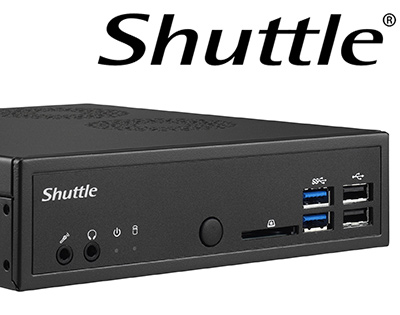 Shuttle DH110SE review...