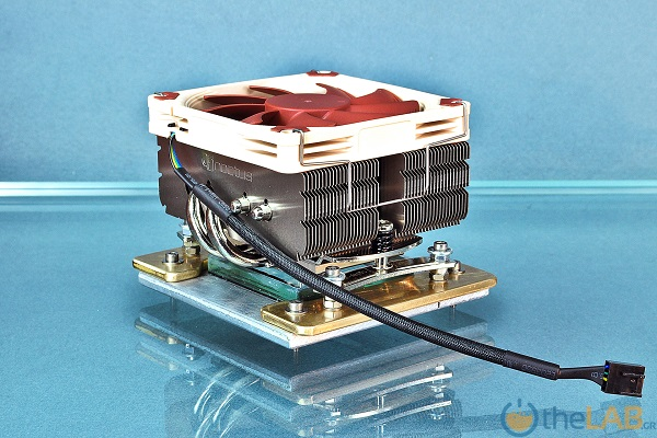 Noctua NH-L9x65 SE-AM4 Low Profile Air...