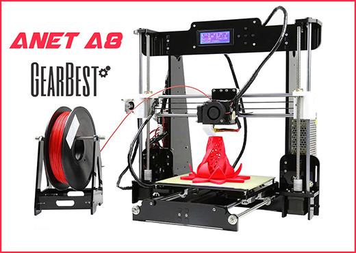 Παρουσίαση Anet A8 3D Printer