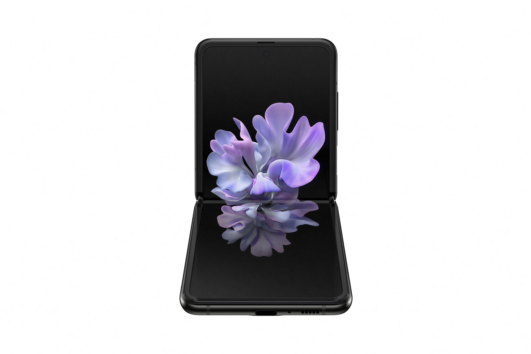 012_galaxyzflip_mirror_black_front_table_top.jpg