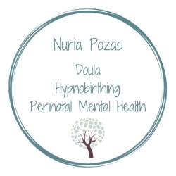 Image Logo DoulaNuria.png of Class The Complete Hypnobirthing Programme  for Parents