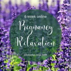 Image Pregnancy Relaxation.jpg of Class The Pregnancy Relaxation Programme for Parents