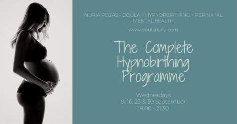 Image The Complete Hypnobirthing Programme FB Event.png of Class The Complete Hypnobirthing Programme  for Parents