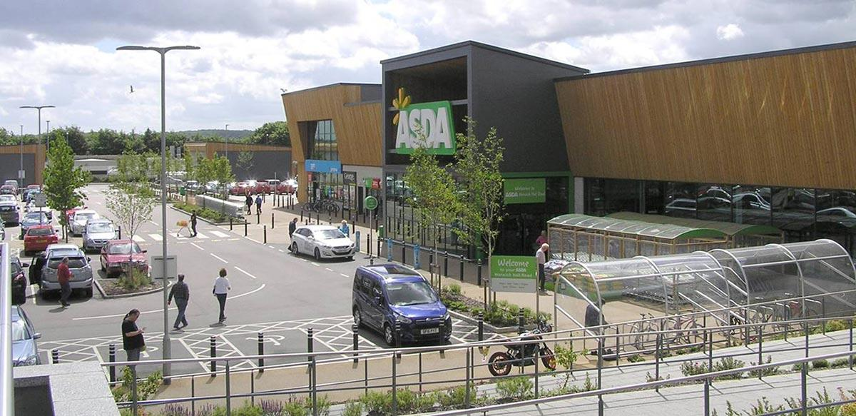 Asda South Supermarket