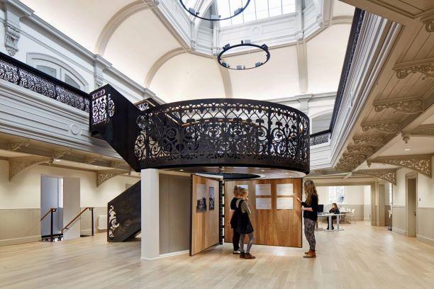 Norwich University of the Arts Boardman House