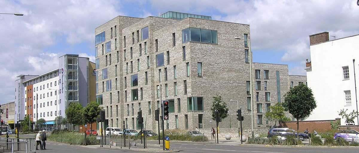 Norwich University of the Arts - Winnalls Yard