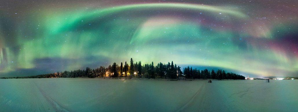Best destinations for northern lights