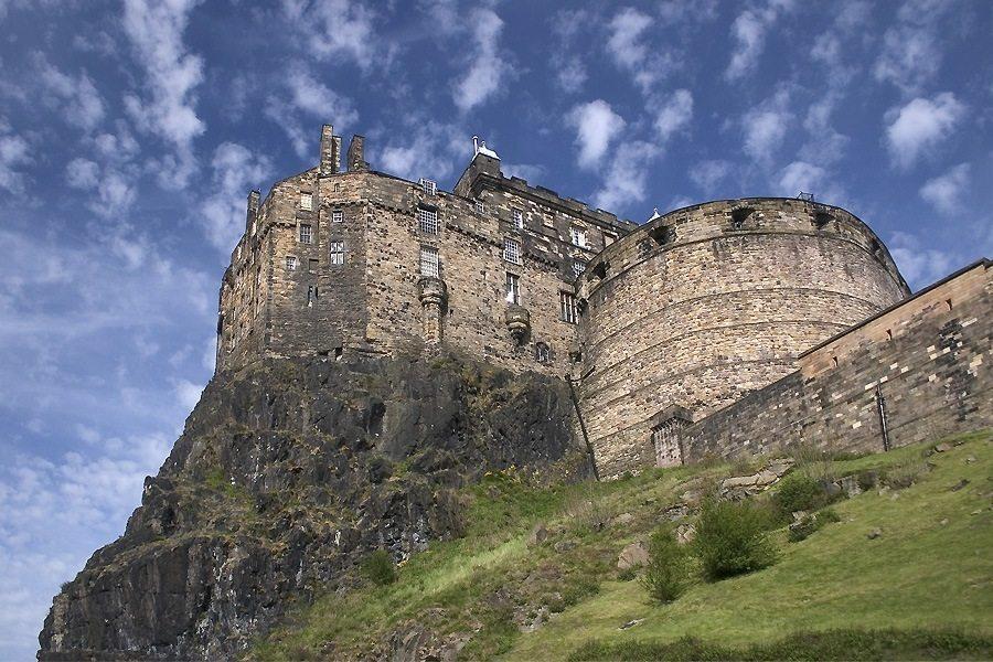 Edinburgh School Holidays - Edinburgh Castle