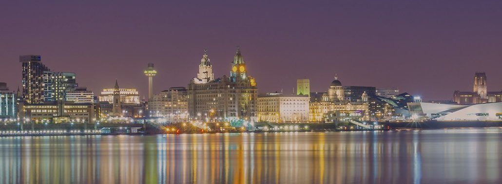 Liverpool Family Holidays - Liverpool Skyline