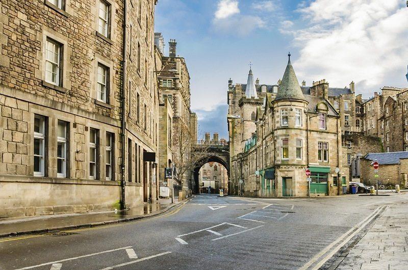 Edinburgh School Holidays - Old Town