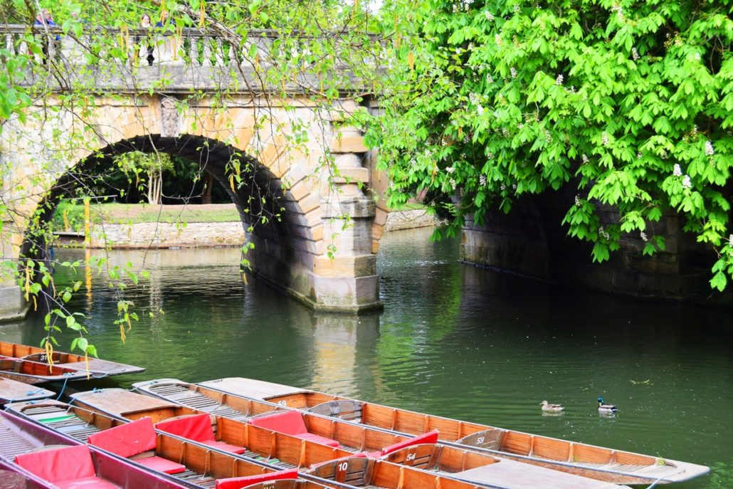 things to do in oxford - Magdalen bridge