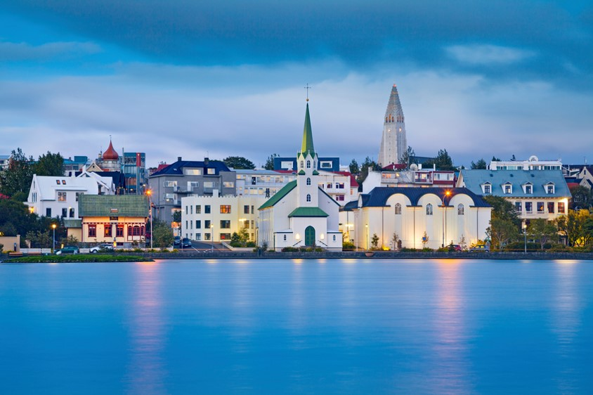 Top Destinations in Iceland - Reykjavik