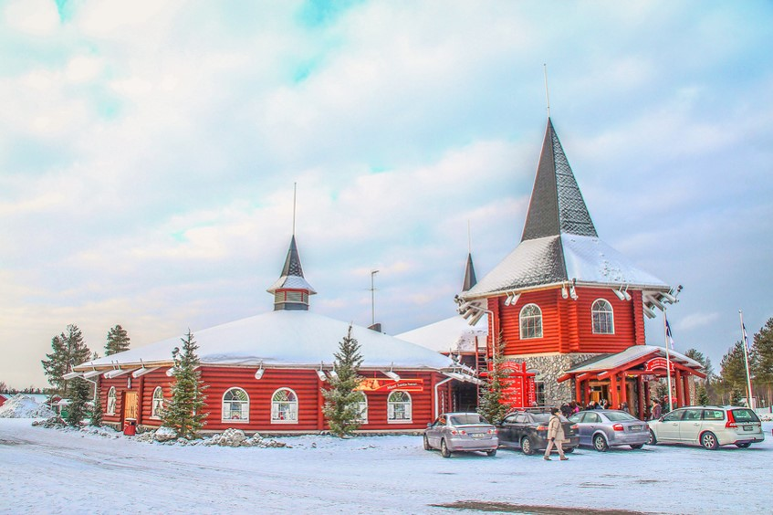 Things to do in Finland - Santa Clause Post Office