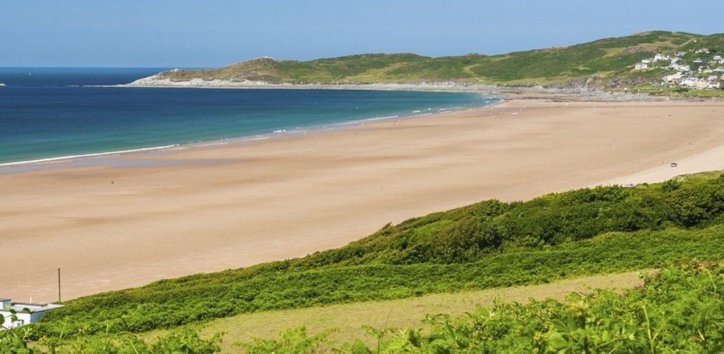 Woolacombe Beach Holidays